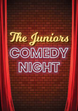 Juniors comedy night