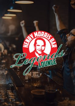 Legends Lounge/Henry Morris bar