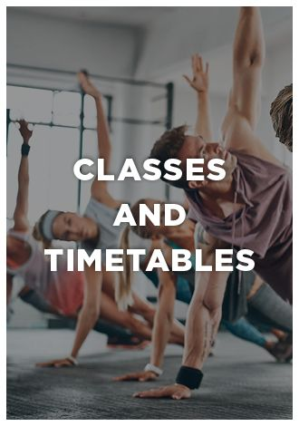 Classes and Timetables