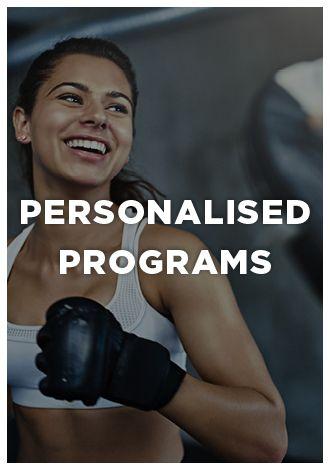 Personalised Programs