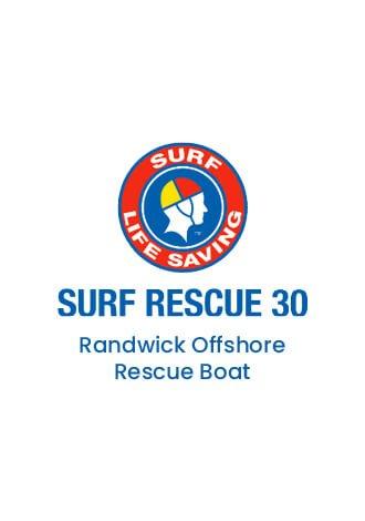 Randwick Offshore Rescue Boat