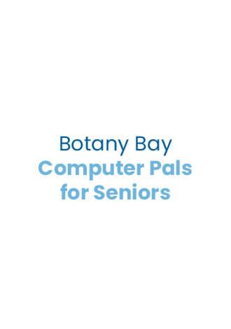 Botany Bay Computer Pals for Seniors