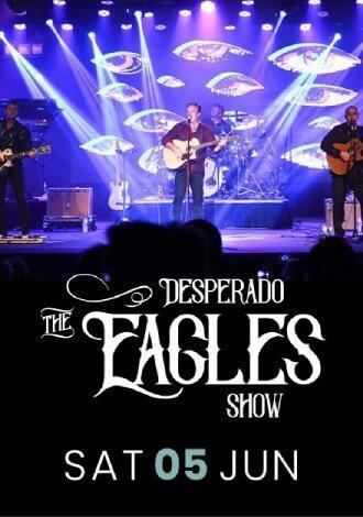 Desperado – The Eagles Show