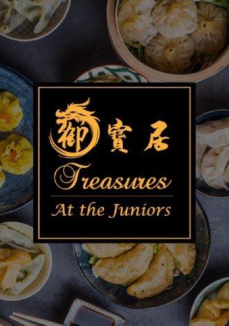 Treasures at The Juniors