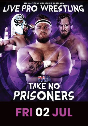 Take No Prisoners wrestling