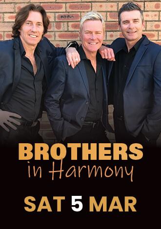 bros in harmony