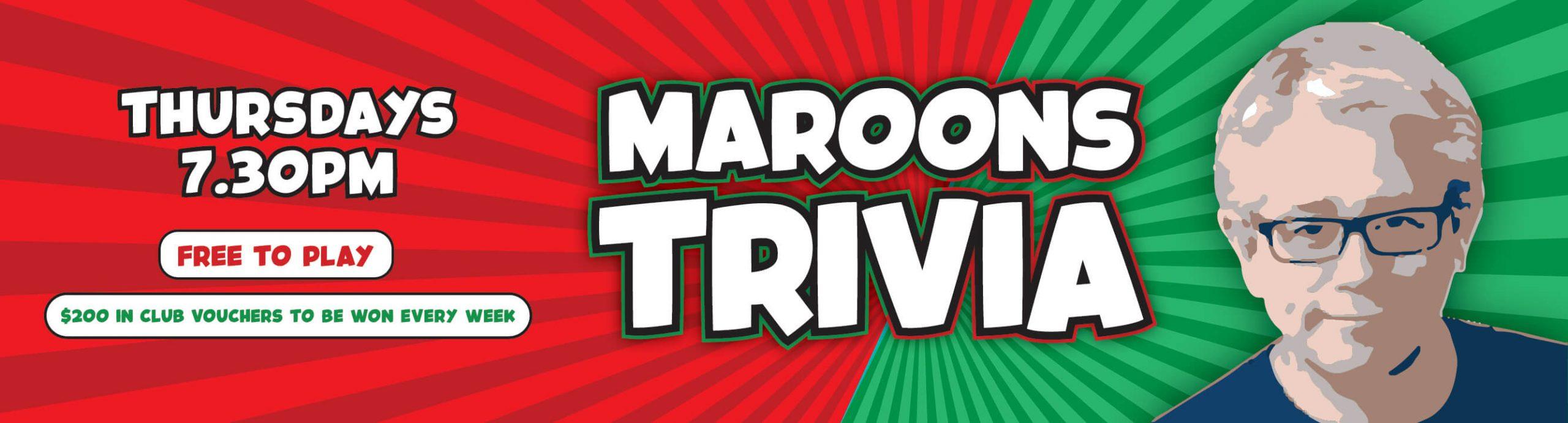 maroons trivia